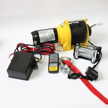 CE approved SUV/Jeep/Truck 4WD Winch/ Electric Winch/ Auto Winch/ Electric Truck Winch