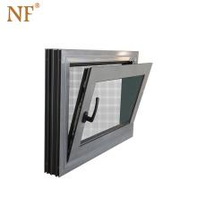 decorative window frame europe tilt and turn  window grill design