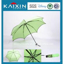 Wholesales Promotional Customized Green Umbrella