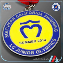 participation southern california swim medals