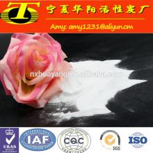 Hochreines 99,99% iges aktiviertes Aluminiumoxidpulver mit Abriebfestigkeit
