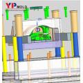 (Geschwindigkeit Zitat) Kunststoff Trockeneisen Ersatzteile Form Flatrion Kunststoff Eisen Formenbauer