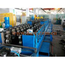 Cable Tray Ladder Trunking Acero galvanizado Roll Formar la fabricación de la máquina Polonia