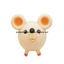 Brinquedos animais do círculo do bebê
