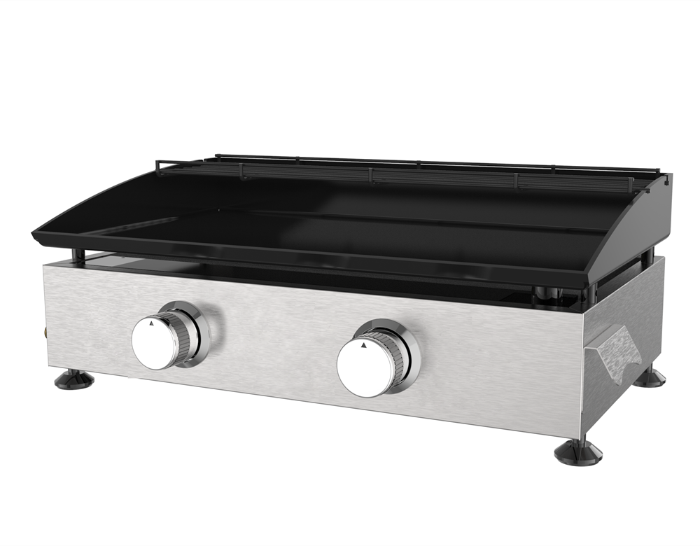 2 Burner Griddle