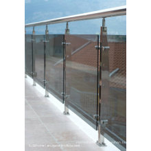 12mm Thickness Tempered Glass Balustrade