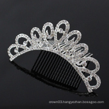 Rhinestone Comb Crystal Bridal Hair Combs