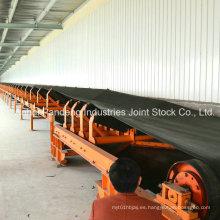 Correa transportadora de goma estándar de Cema / DIN / ASTM / Sha del PVC / del caucho