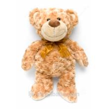 Maßgeschneiderte Plüschtiere benutzerdefinierte gefüllte Tiere stehen Teddybär