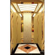 XIWEI 6 человек Бесшумная машина Безличный пассажирский лифт
