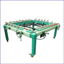 Pnematic Silk Screen Stretching Machine for Mesh