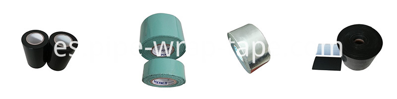 Gas Pipe Coating Tape