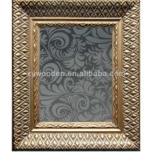 Applique Distressed Christmas Decoration Ligneous Wooden Picture Frame