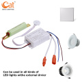 Kit de conversión de emergencia LED de carcasa ABS
