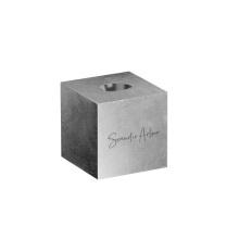 Support en acier inoxydable personnalisé d'usinage CNC