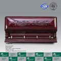 Awesome European hot sale style casket