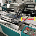 Lanyard screen printing machine automatic roll to roll