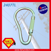 2407TL Steel andaimes Forged Safety Hook