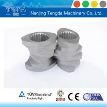 Высококачественный компонент двухшнекового экструдера Tenda
