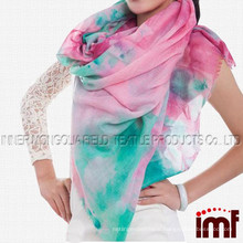 Women's Beautiful Large Modal and Cashmere Scarf