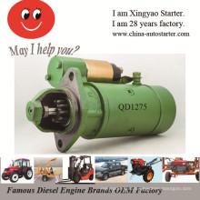 Детали стартера для дизельного двигателя с прямым приводом