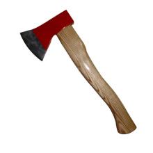 Hickory machado com alça de madeira