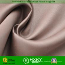 Tela de piel de melocotón de microfibra para la tela de la ropa de moda