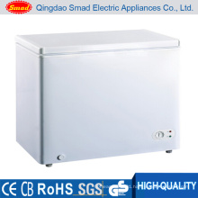 200L Single Door White Chest Deep Freezer