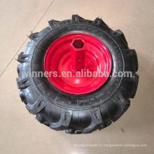 3.50-6 roue pneumatique agricole pour motoculteur