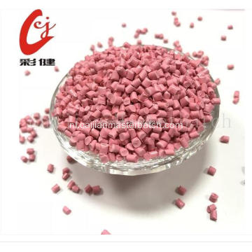 Pink Safe Food Grade Masterbatch
