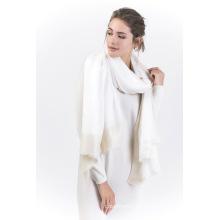 Rawight-90% Wolle & 10% Kaschmir Damen Schal