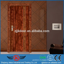 Классическая деревянная деревянная дверь JK-SW9207-2Y для немецкого
