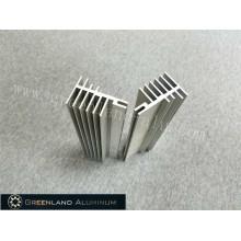 Kühlkörper verwendet Aluminium Deep Processing Profile