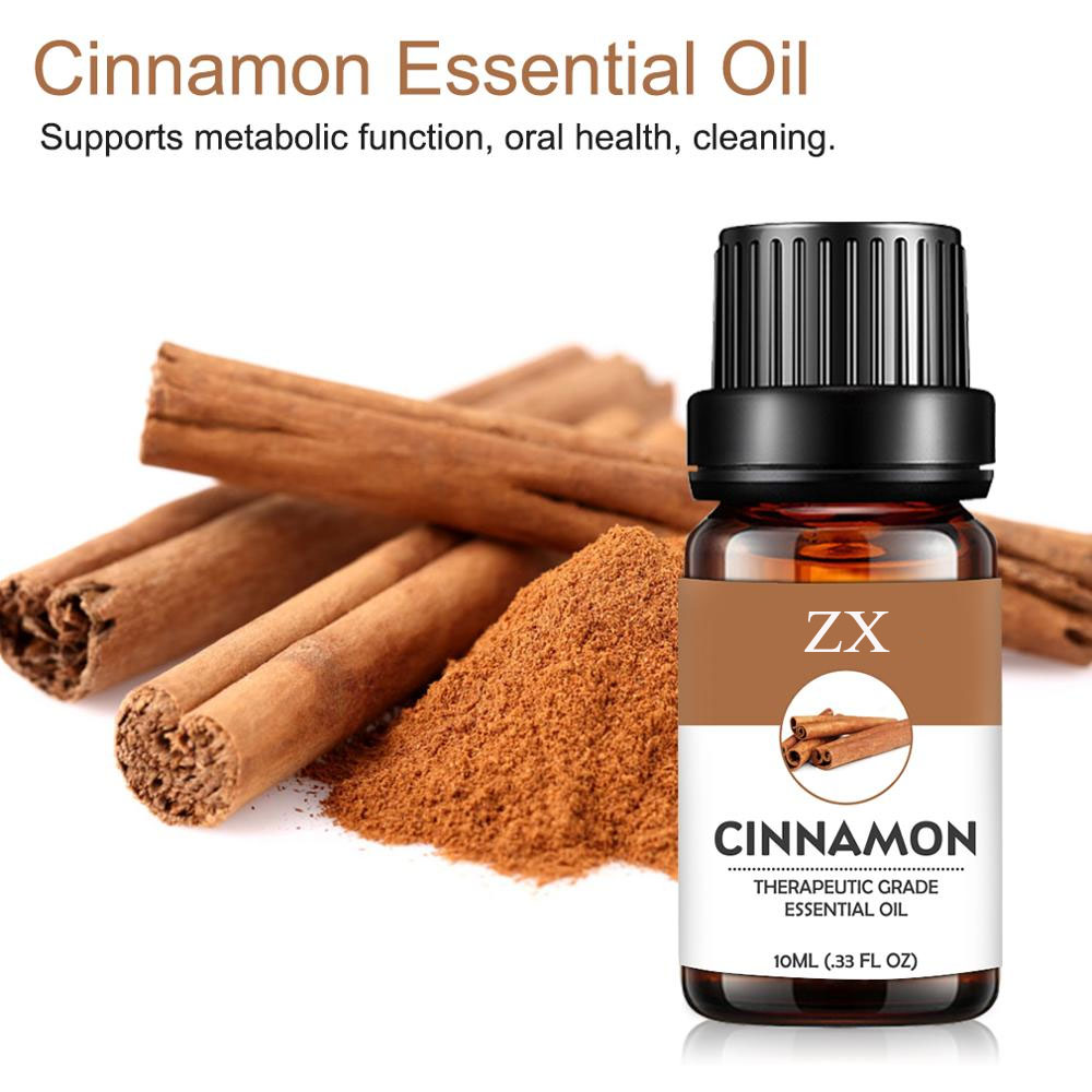 cinnamon essential oil 100% pure