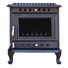Calentador de agua, hierro fundido Estufa de leña, estufa de leña (FIPA035LB)