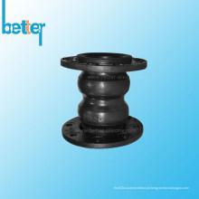 Juntas de expansão de borracha antienvelhecimento moldadas personalizadas para tubos