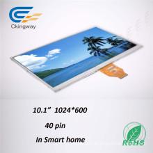 10.1 pulgadas de pantalla Ckingway Módulos LCD de color al aire libre