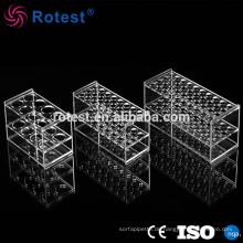 Kundenspezifisches Labor-Acryl-Reagenzglasgestell