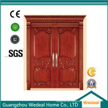 Eingangstür / Holztür für Projekt (WDHO45)