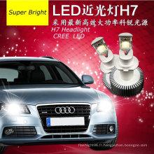 Phare de voiture à ampoule LED CREE de remplacement 2100lm H11 (18W)