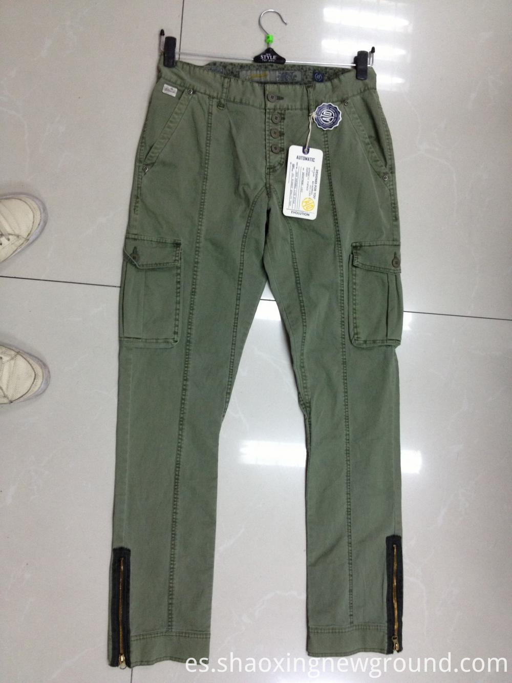 Cotton Men's Pant