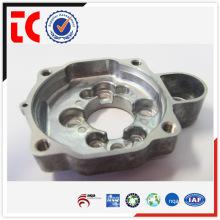 Cromado China OEM caja de engranajes de aluminio cubierta de fundición