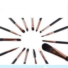 Профессиональные 15PCS Кисти для макияжа Набор для бровей Eyeshadow Eyeliner