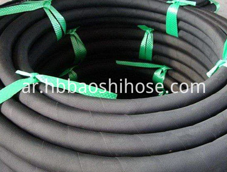 Rubber Sand Blasting Pipe