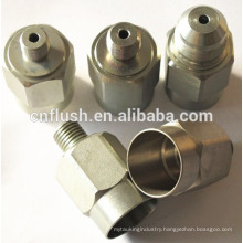 steel precision machining components
