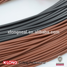 Different types cord specification fluorine rubber