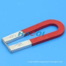 school u shape alnico horseshoe teaching magnet