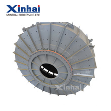 Silicate Ceramic Cement Ball Mill Machine Autogenous Milling , Large Comminution Ratio Group Introduction