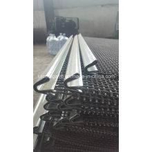 MID Carbon Steel Wire Screen Mesh mit Haken für Crusher