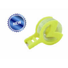 Burgeen shape mini plastic tape dispenser